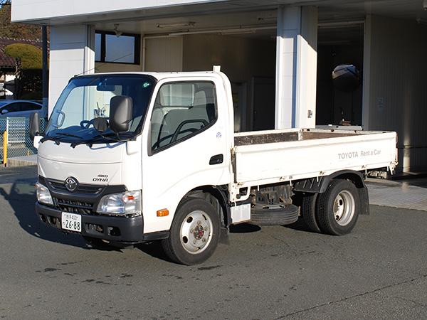 ダイナ2t平トラック